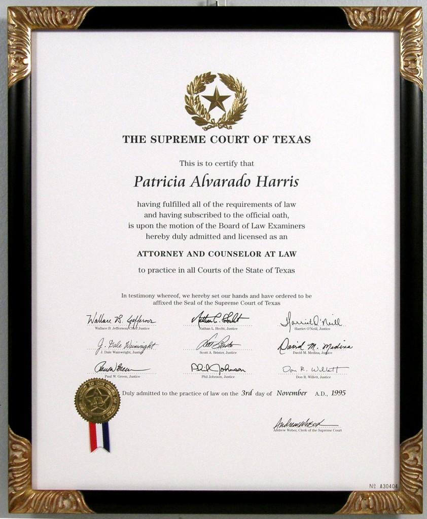 Law Diploma